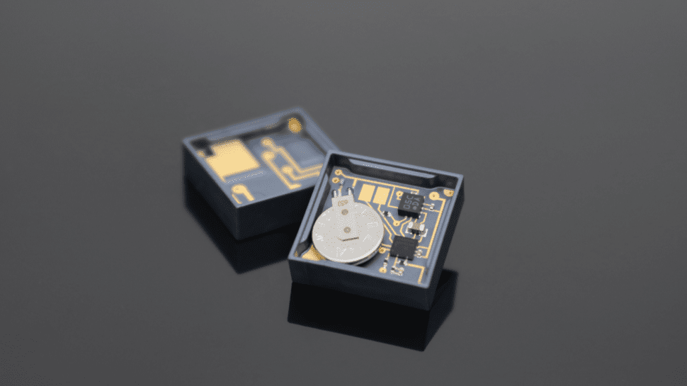 3D-MID RFID communication module