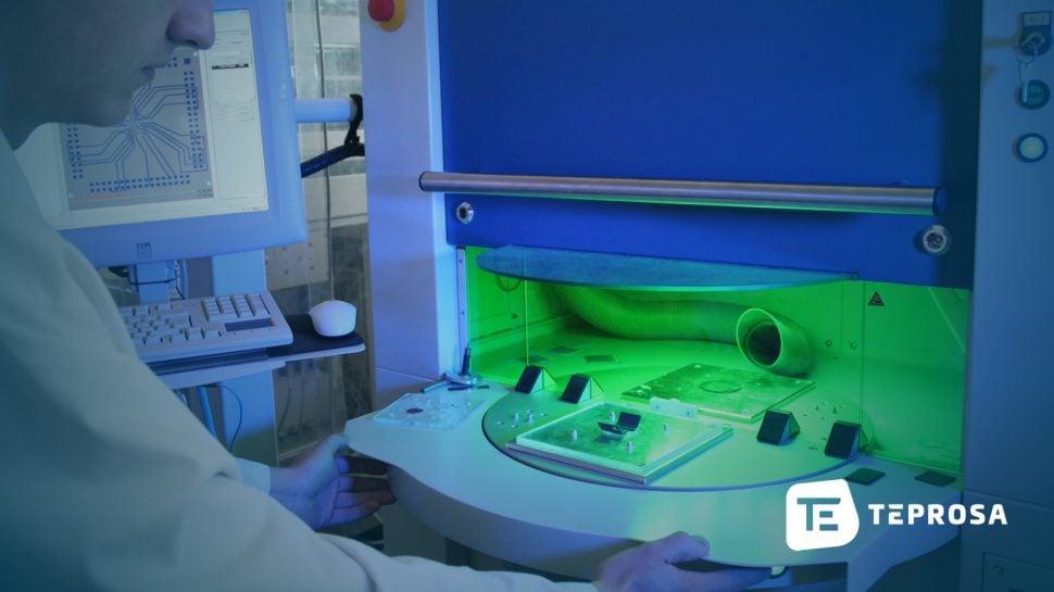 Einrichtung des Lasers für die Laserdirektstrukturierung mit dem LPKF-LDS-Verfahren