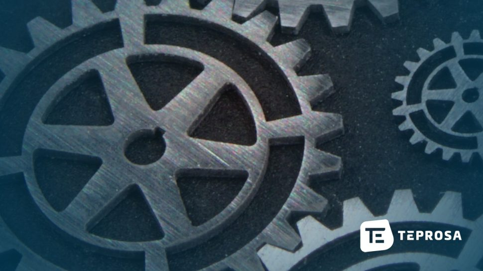 TEPROSA is specialised in laser-precision-cuttingics