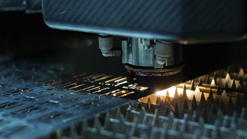 Laserzuschnitt als Lohnfertigung bei der TEPROSA GmbH