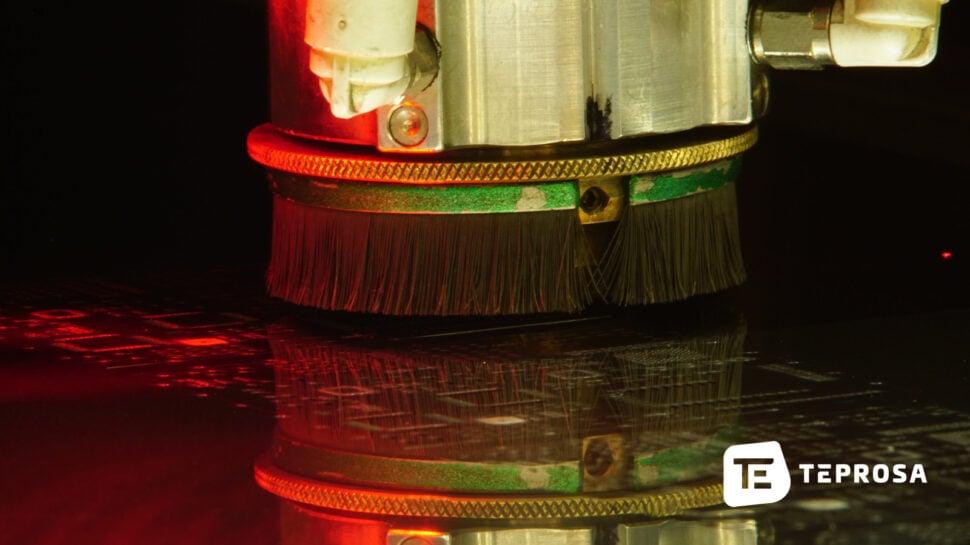 Lasergeschnittene SMD-Schablonen von TEPROSA