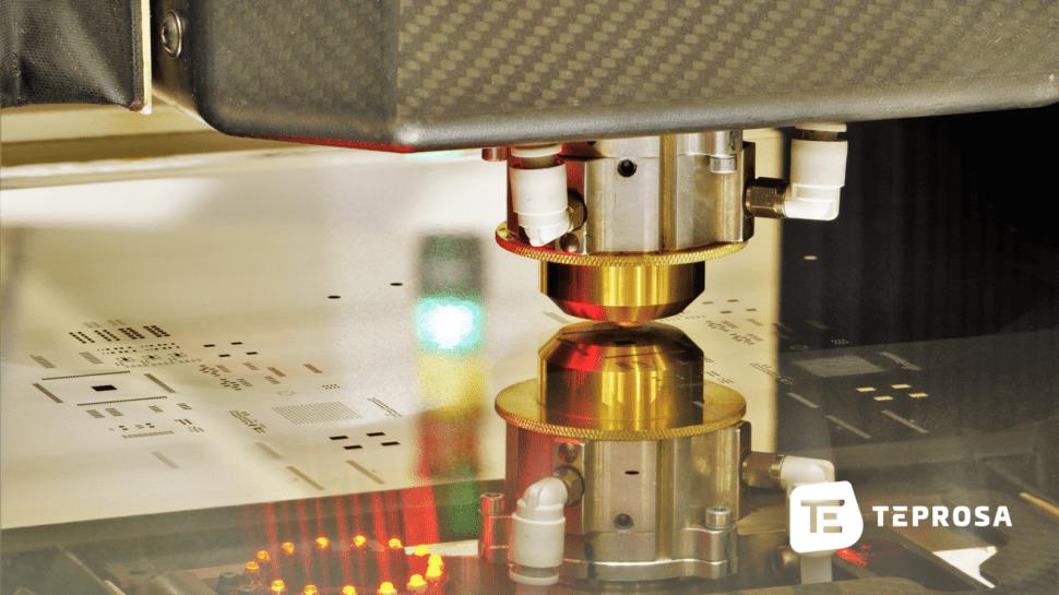 lasergechnittene SMD Schablone